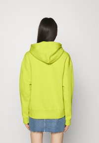 Nike Sportswear - HOODIE TREND - Sweat à capuche - high voltage/white - 2