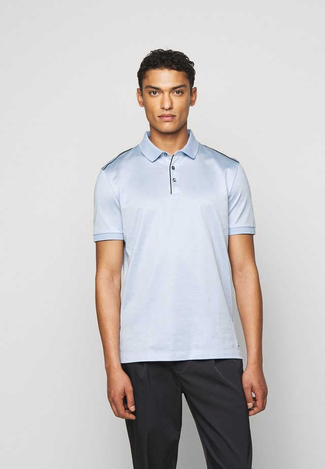 DOGA  - Poloshirt - light blue