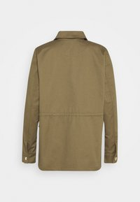 Freequent - ROSA - Short coat - capers - 1