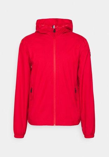 KAUKAS - Hardshell jacket - classic red