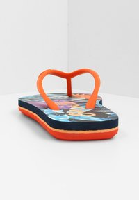O'Neill - MOYA  - T-bar sandals - blue with pink or purple - 2