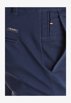 Pantalon classique - dark navy blue