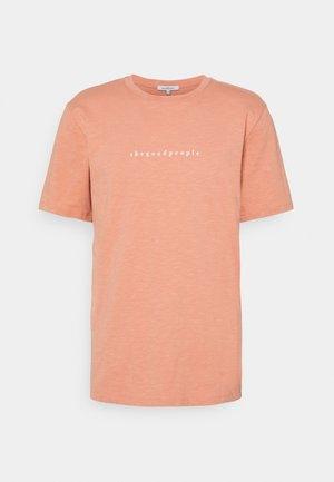 TIMO - T-shirt print - soft pink