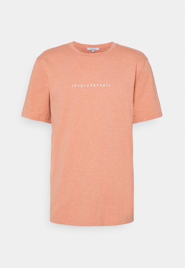 TIMO - T-shirt con stampa - soft pink