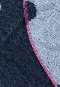 Zwillingsherz - Scarf - jeansblau/weiß - 2