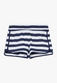 Benetton - Shorts - dark blue/white - 0