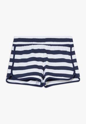 Shorts - dark blue/white