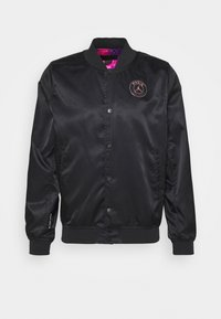 Nike Performance - JORDAN PARIS ST GERMAIN COACHES - Club wear - black/psychic purple - 3