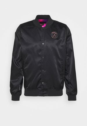 JORDAN PARIS ST GERMAIN COACHES - Equipación de clubes - black/psychic purple