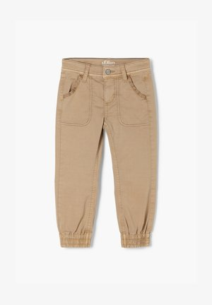 Jeans Tapered Fit - brown