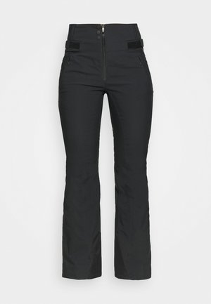 BORJA - Snow pants - black