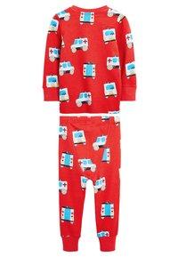 Next - 3 PACK  - Pyjama - blue - 4