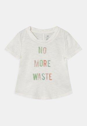 TODDLER GIRL EASY  - T-shirt print - new off white