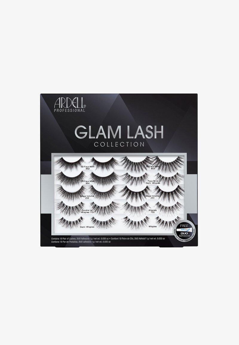 Ardell - GLAM LASH COLLECTION - False eyelashes - -