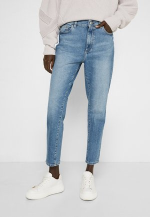 BELLA: HIGH RISE VINTAGE - Jeans slim fit - canal