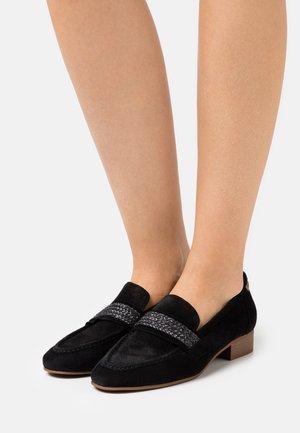 MIKAELA - Slip-ons - black
