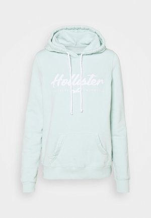 CHAIN TECH CORE - Hoodie - mint