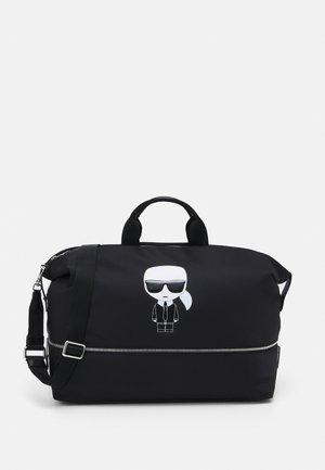 IKONIK - Weekend bag - black