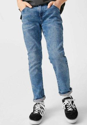 Slim fit jeans - denim-blue