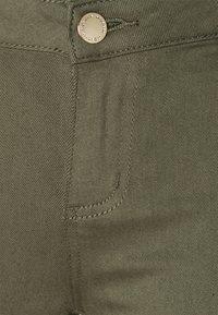 Morgan - Jeans Skinny Fit - khaki - 2