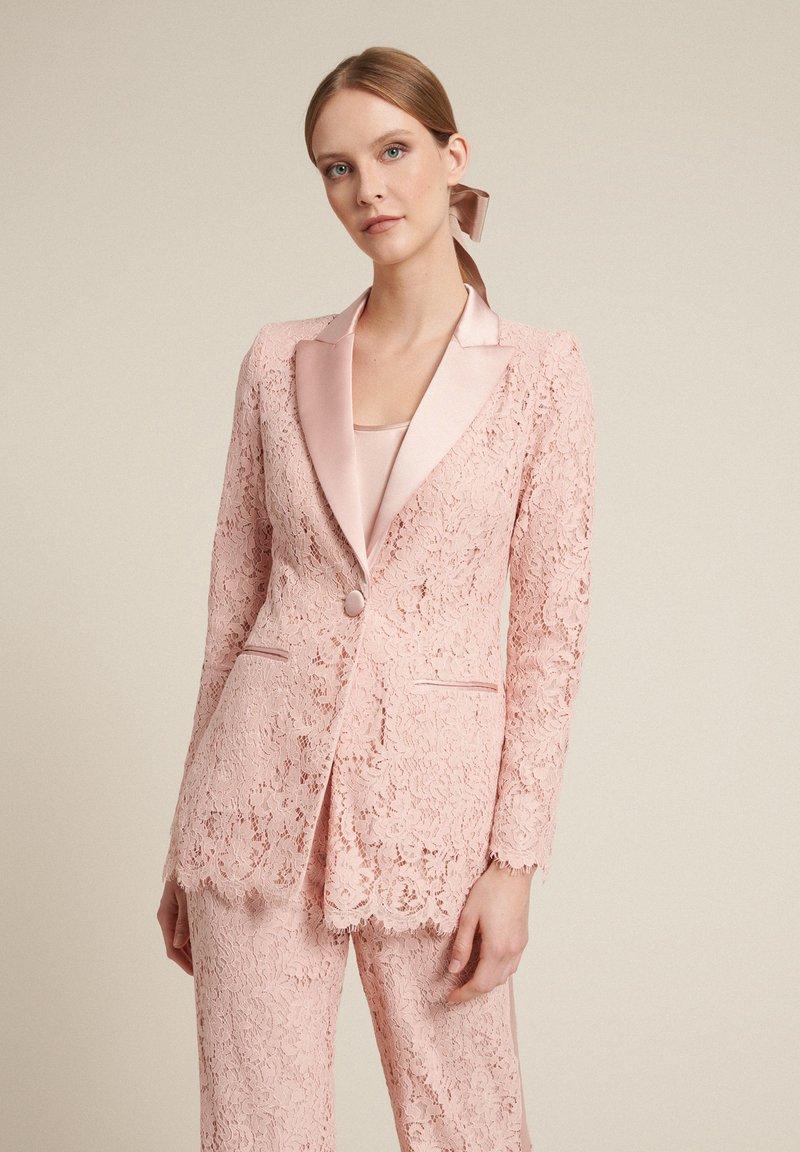 Luisa Spagnoli - Blazer - rosa/rosa