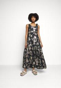 MAX&Co. - LIMA - Maxi dress - black - 0