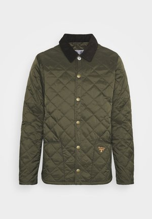STARLING QUILT - Light jacket - olive