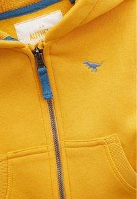 Next - Zip-up hoodie - yellow - 2