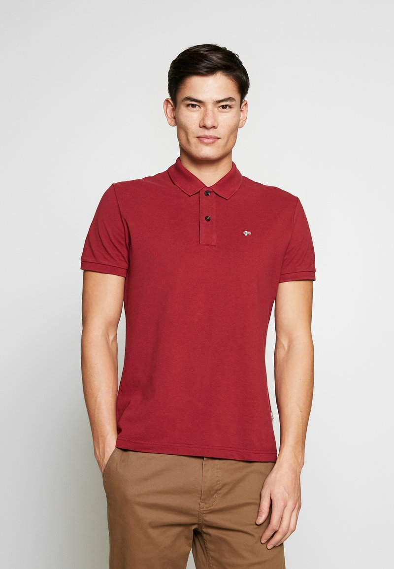 Napapijri - EZY - Polo shirt - rhubarb red
