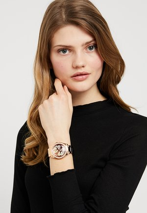 LADIES TREND - Watch - rose gold-coloured/multi-coloured
