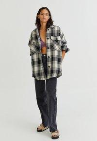 PULL&BEAR - Summer jacket - black - 1