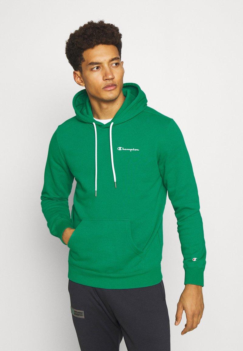 Champion - HOODED  - Sweatshirt - green