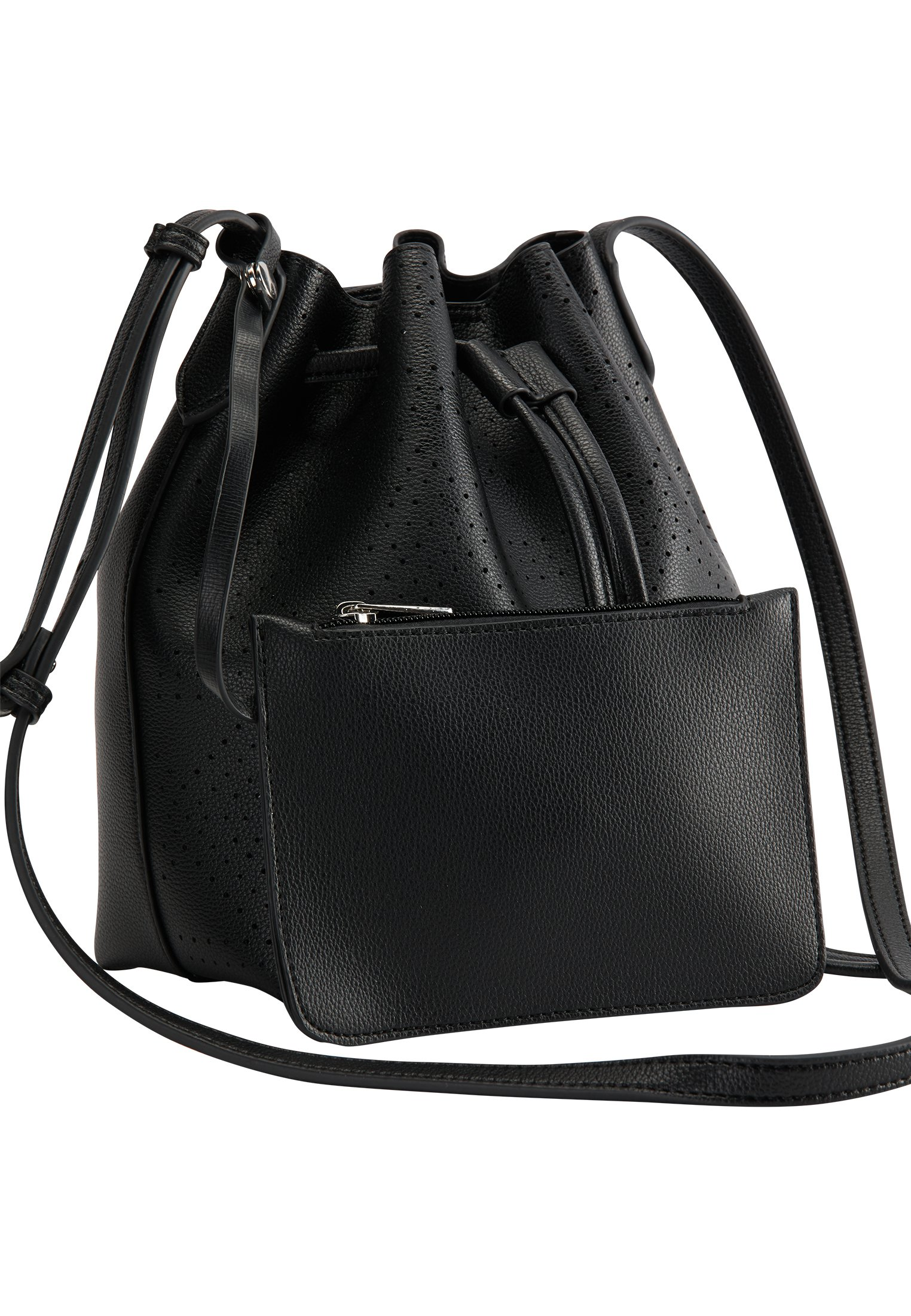 Usha Handtasche - Schwarz