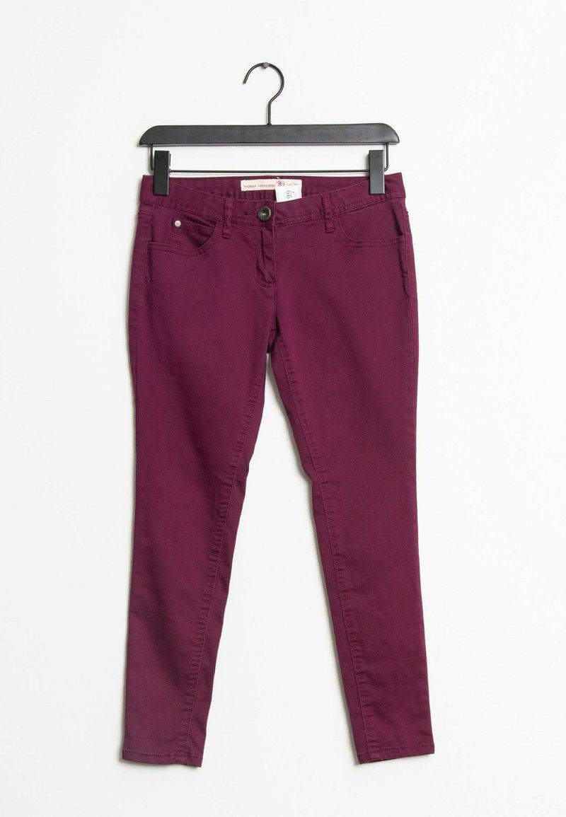 TOM TAILOR - Slim fit jeans - purple