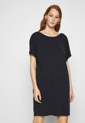 KATTIE - Jersey dress - black