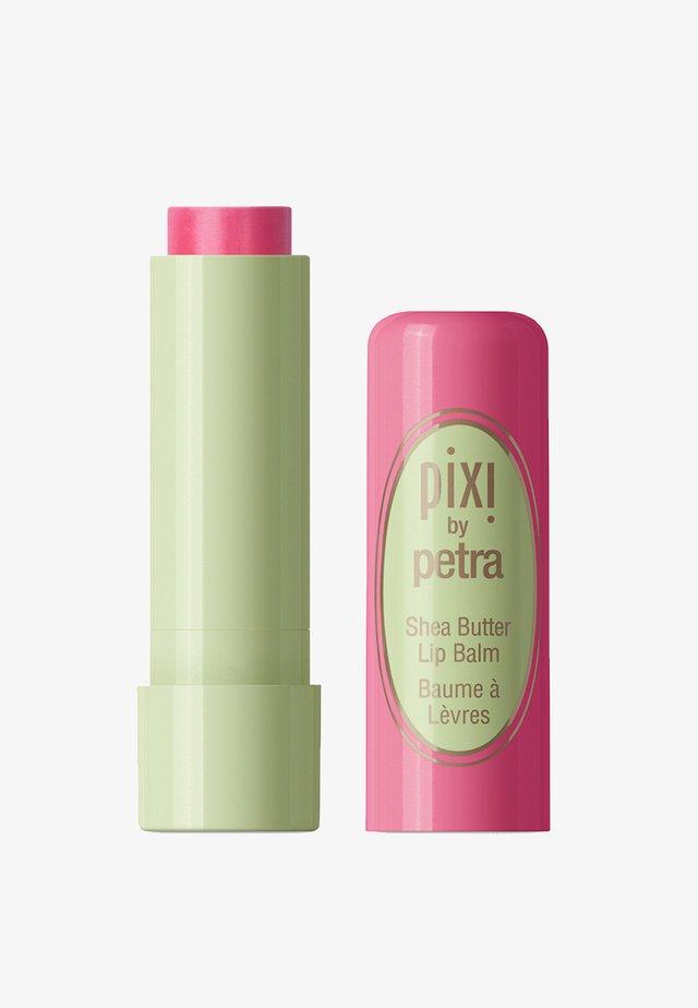 SHEA BUTTER LIP BALM - Læbepomade - pixi pink