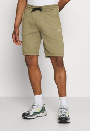 SMALL LOGO - Shorts - green