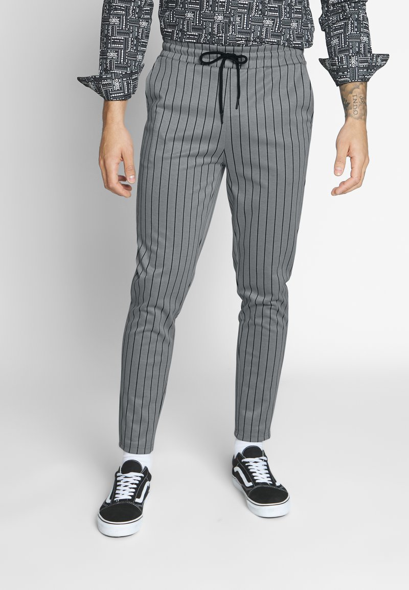 Only & Sons - ONSDESMOND - Tracksuit bottoms - griffin/black