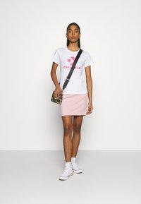ICHI - IHKATE - Mini skirt - rose smoke - 1