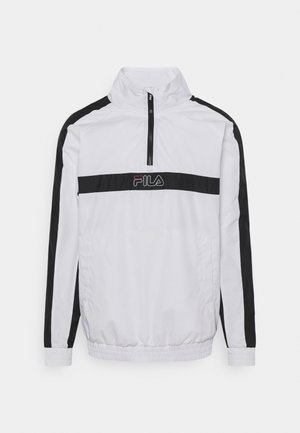 JAMARI TAPED ANORACK JACKET - Training jacket - bright white/black