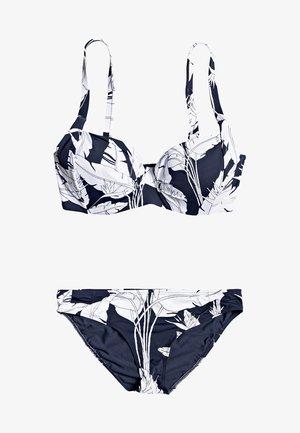 MIT KÖRBCHENGRÖSSE D FÜ - Bikini - mood indigo