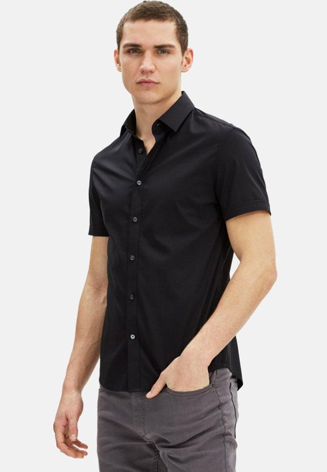DASLIM - Camisa - black