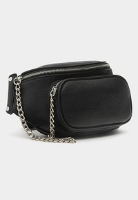 PULL&BEAR - Bum bag - black - 2