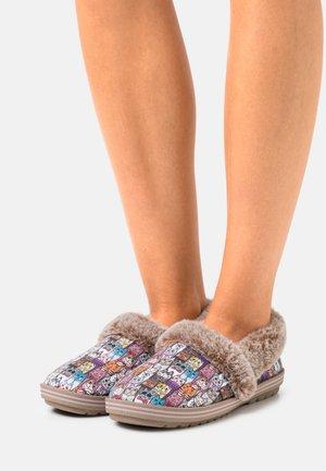 TOO COZY - Pantoffels - multicolor