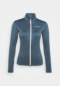 J.LINDEBERG - KATI GOLF MID LAYER - Fleece jacket - orion blue - 6