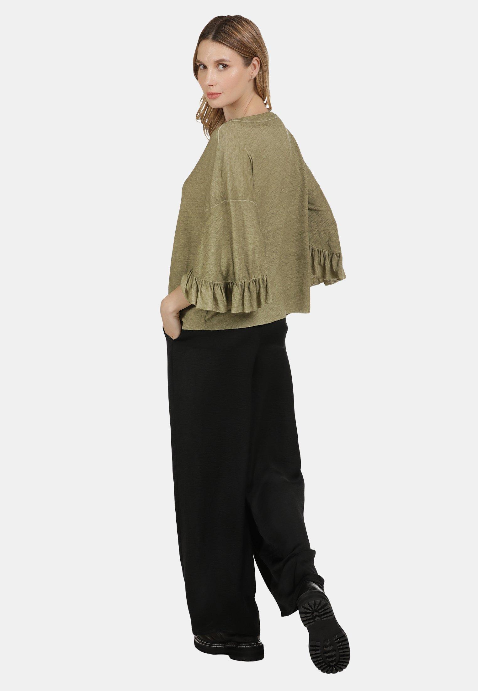 2020 Newest Women's Clothing DreiMaster BLUSE Blouse militär oliv w6slQ14eX