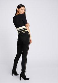 Morgan - Slim fit jeans - black - 2