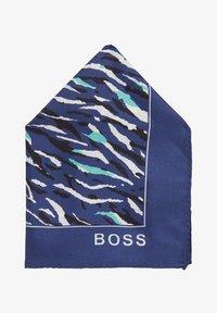 BOSS - Pocket square - blue - 0