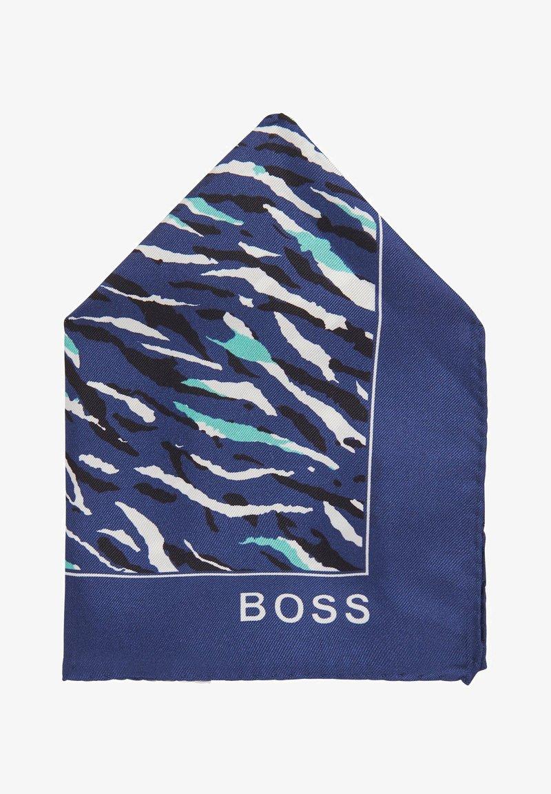 BOSS - Pocket square - blue