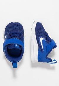 Nike Performance - DOWNSHIFTER - Zapatillas de running neutras - deep royal blue/white/game royal/black - 0